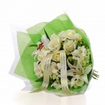 Lily Rose & Freesia Bouquet