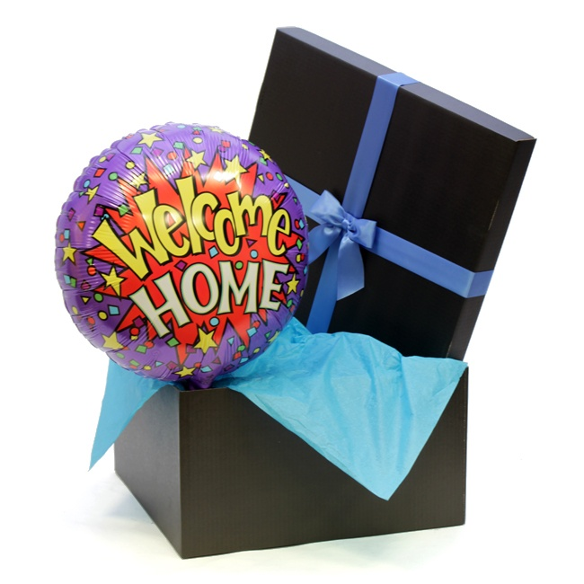 Welcome Home Helium Balloon Gift | Balloons by Post | Floric