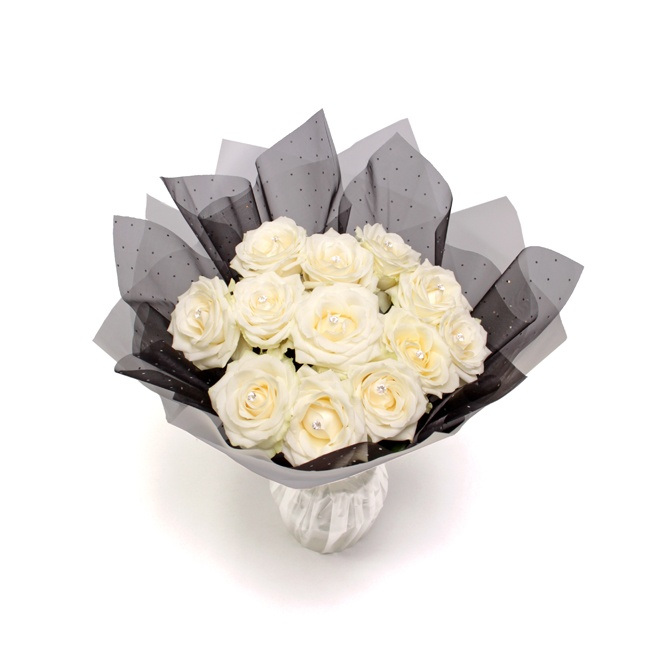 diamante rose bouquet | valentines day flowers | floric, Ideas