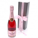 Rose Pink Cava Rosé Wine Gift Box