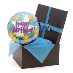 Happy Birthday 'Meteor' Gift Balloon