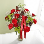 Luxury Happy Christmas Bouquet