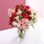 Rose & Alstroemeria Bouquet